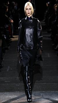 Ana Claudia at Givenchy Fall/Winter 2012