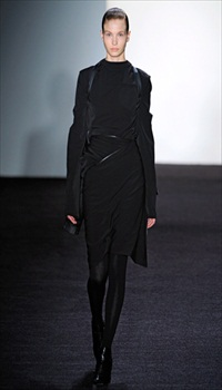 Anna P at Rad Hourani Fall/Winter 2011