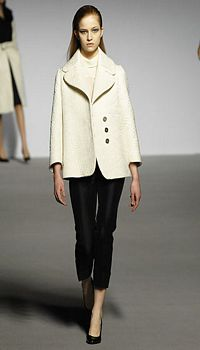 Anne Marie at Aquascutum Fall/Winter