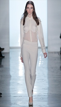 Appoline at Cushnie et Ochs Fall/Winter 2012