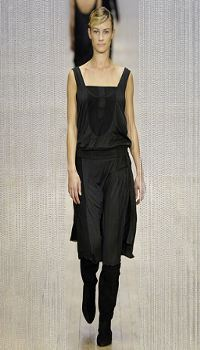 Aurélie N at Veronique Branquinho Spring/Summer 2007