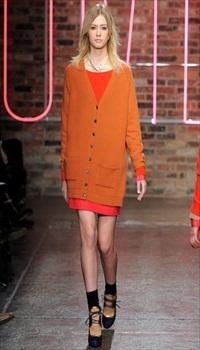 Chavelli at DKNY Fall/Winter 2011