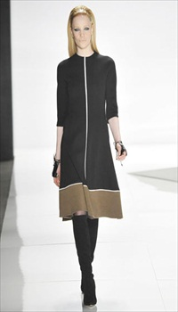 Cicely at Chado Ralph Rucci Fall/Winter 2009