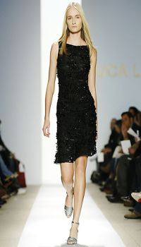 Danita at Luca Luca Fall/Winter 2006