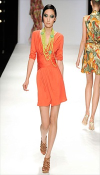 Daul at Issa Spring/Summer 2010