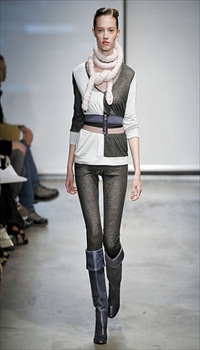 Eva Helene at VPL Fall/Winter 2008
