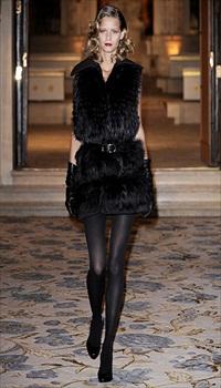 Flavia D at Luca Luca Fall/Winter 2009