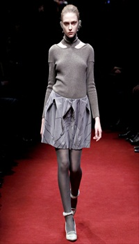 Gracie V at Undercover Fall/Winter 2011