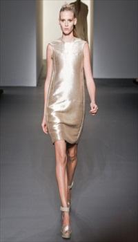 Lara at Calvin Klein Fall/Winter 2011