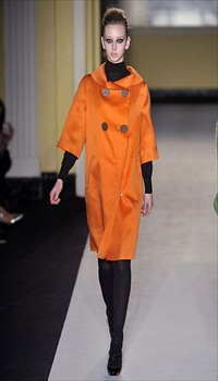 Lera at Paul Smith Fall/Winter 2008