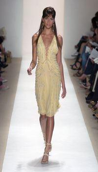 Lindsay F at Nicole Miller Spring/Summer 2005