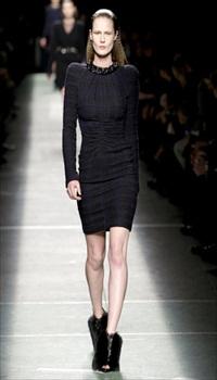 Lisa R at Givenchy Fall/Winter 2009
