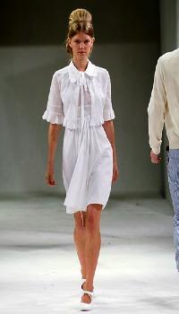 Malin M at Peter Jensen Spring/Summer 2006