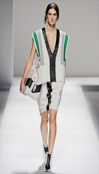 Marte at Sportmax Spring/Summer 2013