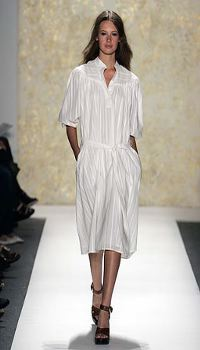 Mona at Tibi Spring/Summer 2007