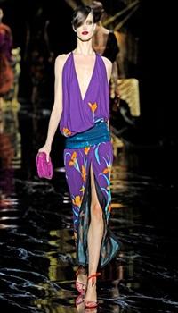 Rianne at Louis Vuitton Spring/Summer 2011