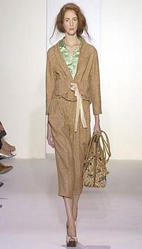 Anna O at Marni Spring/Summer 2005