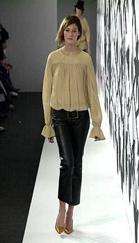 Haylynn at Isabel Marant Fall/Winter 2001