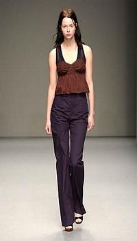Jenny V at Miu Miu Spring/Summer 2002