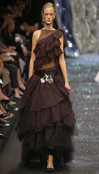 Louise A at Lagerfeld Gallery Spring/Summer 2005