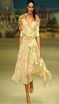 Madelaine at Trend Les Copains Spring/Summer 2005