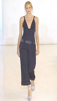 Mini at Roberto Menichetti Spring/Summer 2005