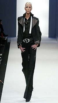 Nadja at Lagerfeld Gallery Fall/Winter 2004