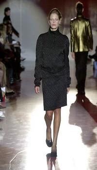 Tanga at Costume National Fall/Winter 2000