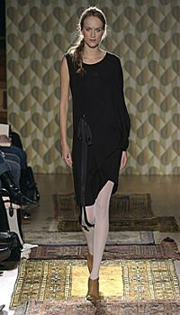Valeria K at Tata-Naka Fall/Winter 2004